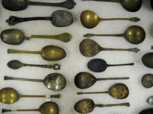 Spoon drawer, Mary Greg Collection