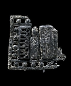 Pilgrim Badge in the British Museum 1921.0216.64 donated by Mary